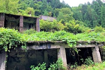 滋賀 ラピュタ 土倉鉱山跡