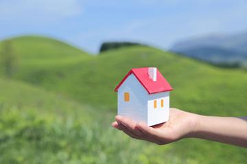 家を建てることの最大のメリット「資産価値」イメージ