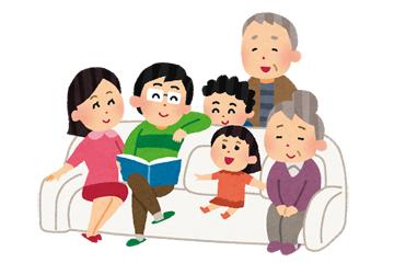 家族会議イメージ