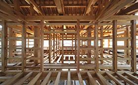 木造の構造